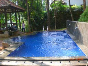 Jasa Konstruksi kolam renang di Gunung Sahari