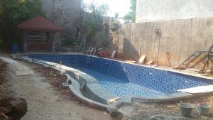 Jasa Konstruksi kolam renang dipegangsaan