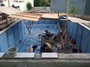 kontraktor kolam renang di batu ampar