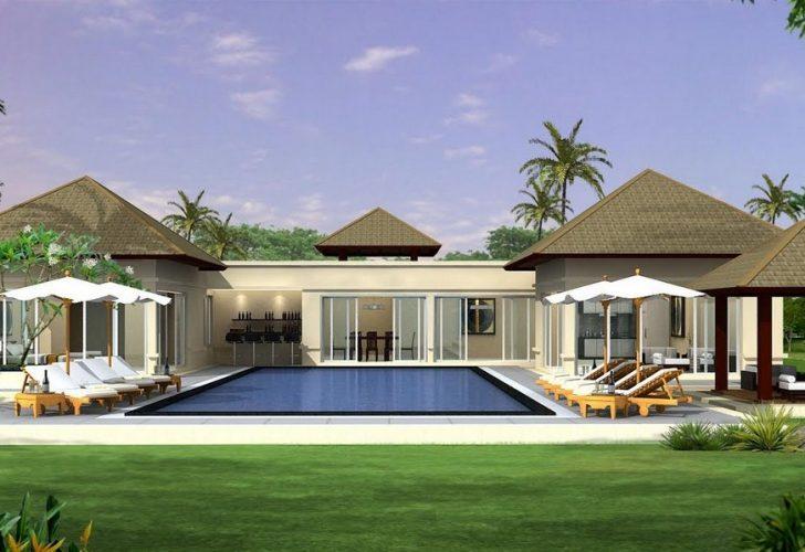 Desain Kolam Renang Didepan Rumah