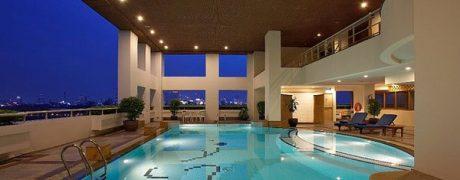 ara Membuat Desain Kolam Renang Indoor Modern