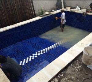 kontraktor kolam renang bsd
