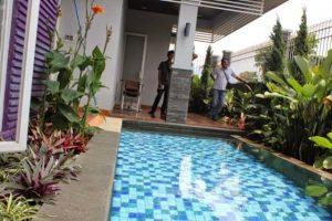 kontraktor kolam renang lampung