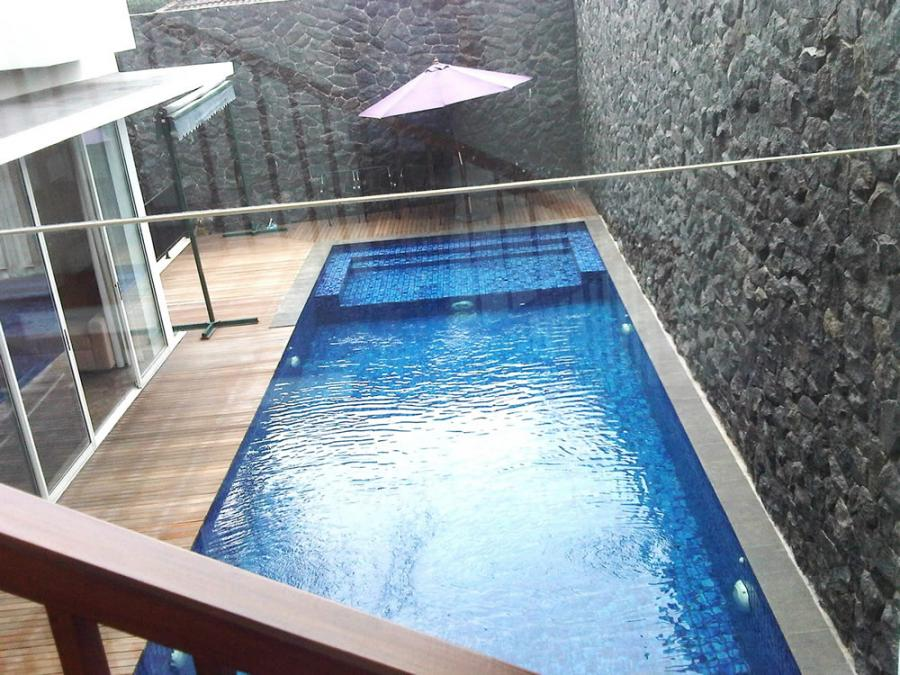 kontraktor kolam renang di palembang fumida pool