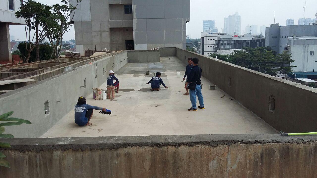 kontraktor kolam renang pekanbaru