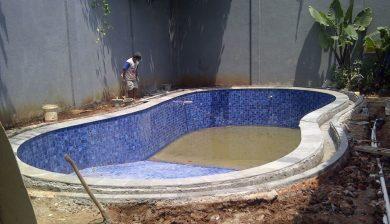 kontraktor kolam renang puncak